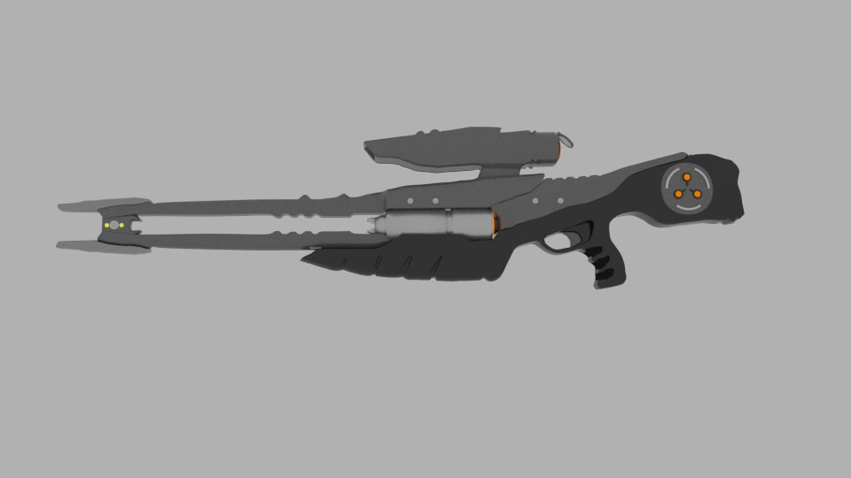 blend pacifician sniper rifle