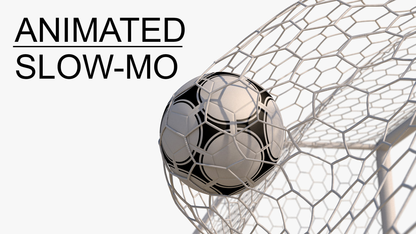soccer net c4d
