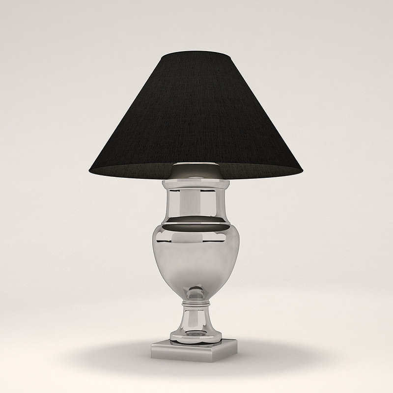 3d andrew martin birchall table lamp model