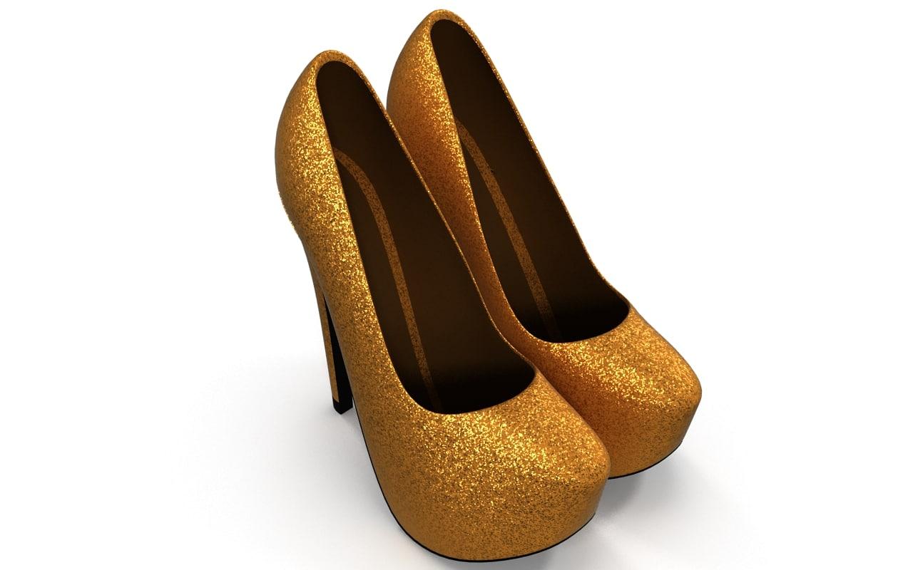 3ds max heel party