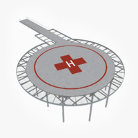 max medical helipad