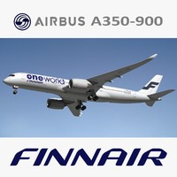 Airbus A350 900 Finnair