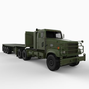 3d m915a5 truck flatbed