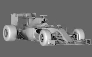 f1 rb11 season 2015 3d model
