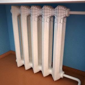 ussr heat radiator max