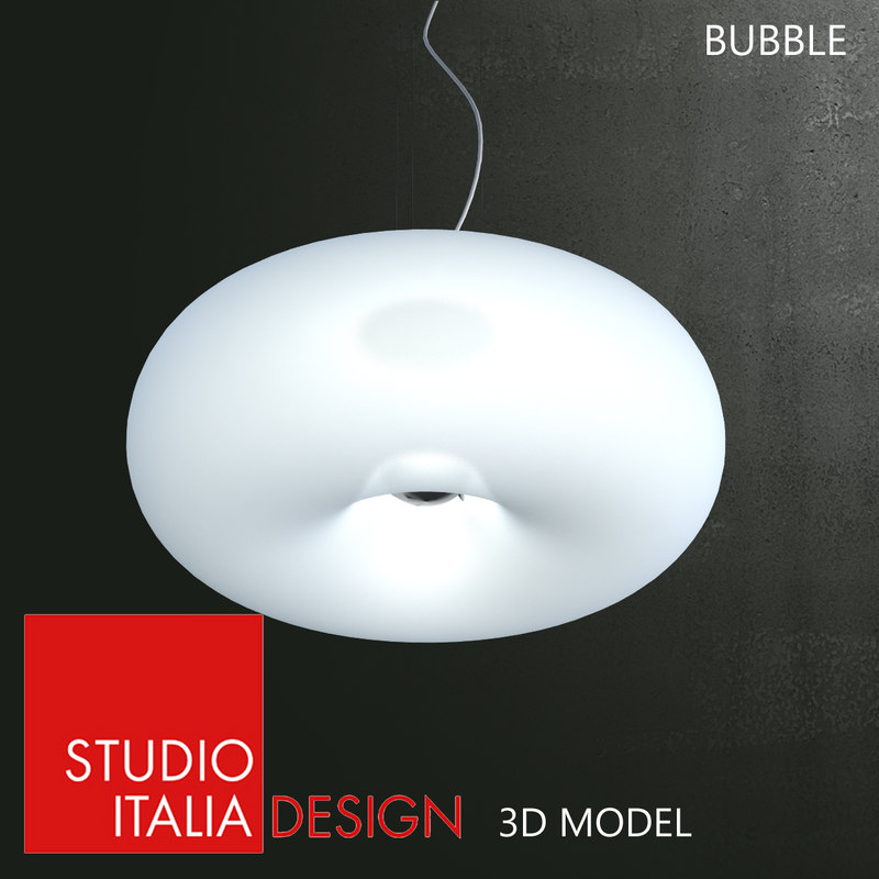 maya studio italia design bubble