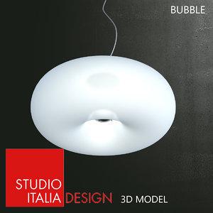 maya studio italia design bubble