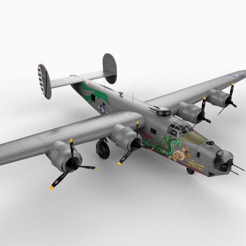 lightwave purchase b-24j consolidated b-24 liberator