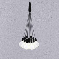 light pendant lamp 3d model