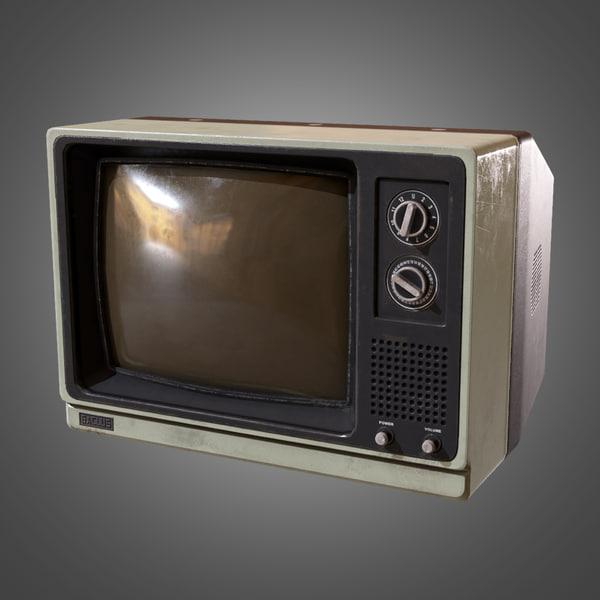 television - pbr ready x