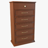 old drawers 3ds