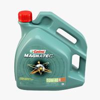 3d motor oil castrol