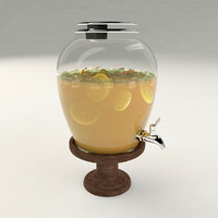 Pottery Barn Drink Dispenser