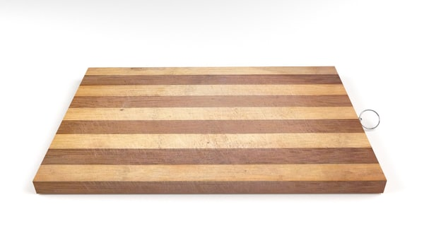 3ds chopping board 3