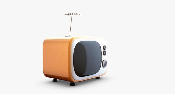 funny tv c4d