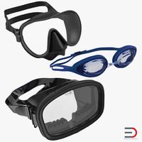 3d scuba masks 2