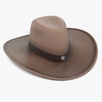 blend cowboy hat