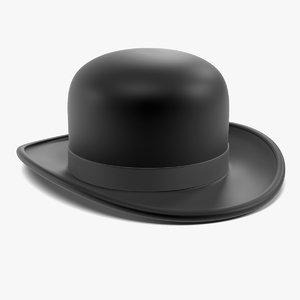 bowler hat 3ds