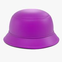 bucket hat 3d 3ds