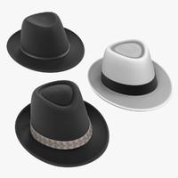 blend fedora hats