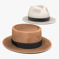 panama hats 3ds