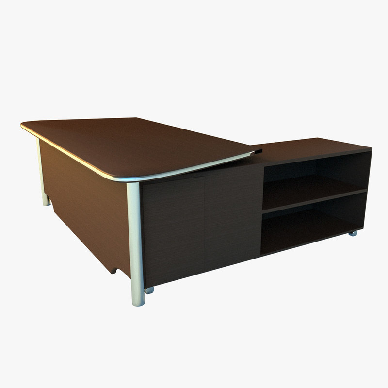 max large computer desk