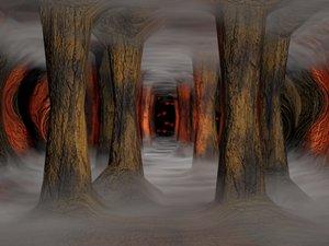 3ds max cave underground