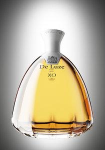 cognac bottle 3ds