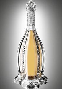 cognac bottle obj