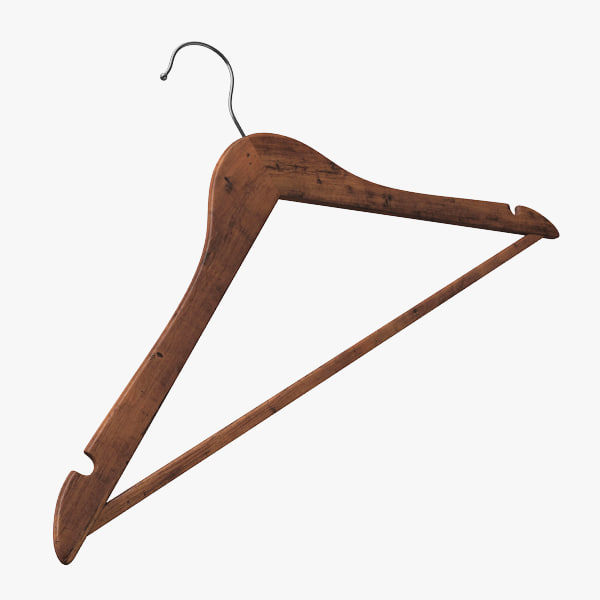 wood wooden hanger max
