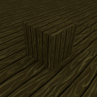 Cartoon Wood Planks(1)