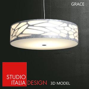 max studio italia design grace