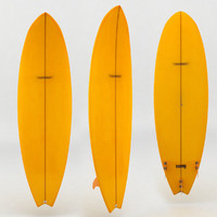 surfboard orange