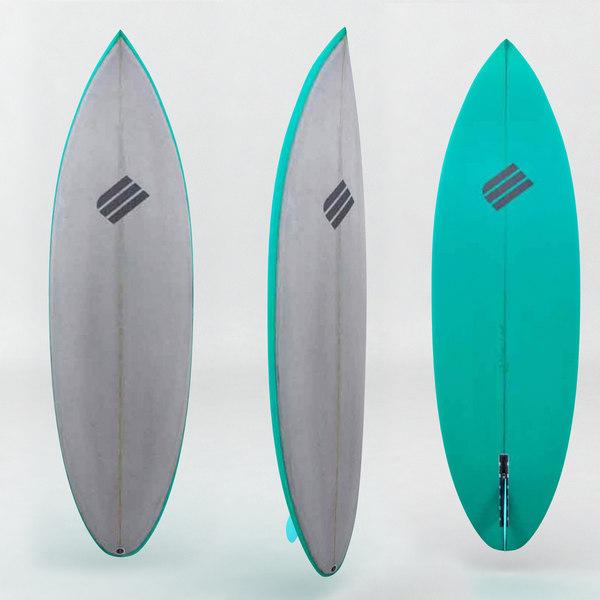 surfboard green board max