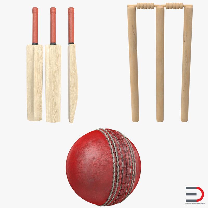 3d cricket generic