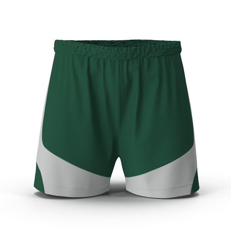 obj soccer shorts green