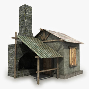 3d forge modeled model