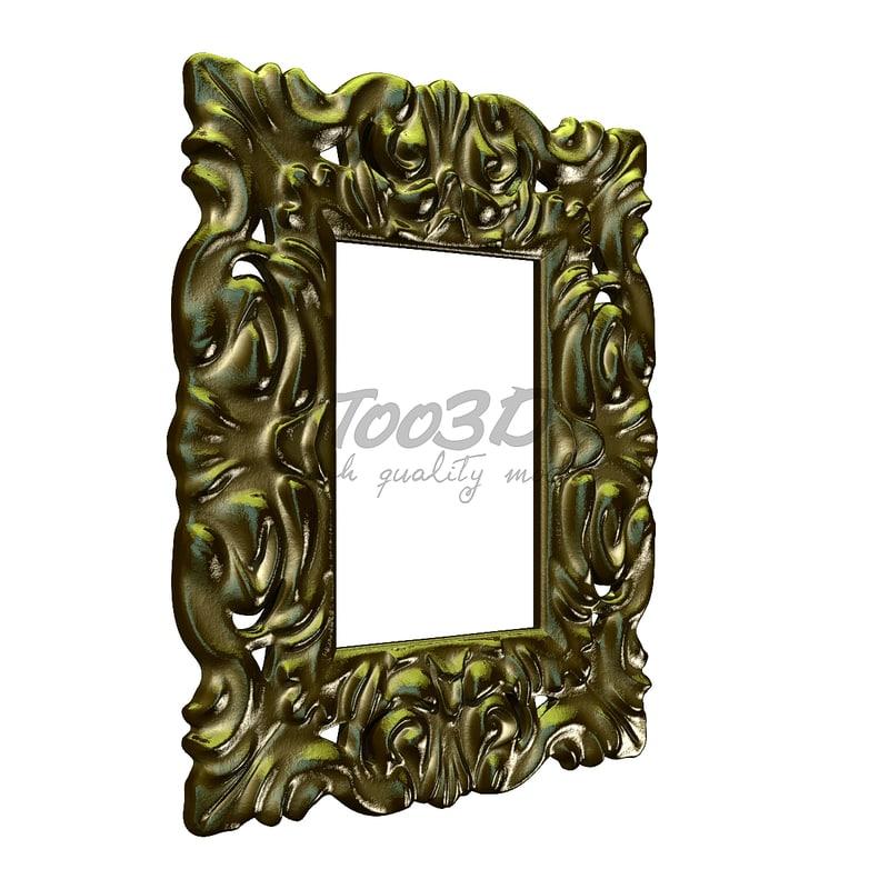 3d max old frame