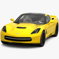 2015 Chevrolet Corvette Stingray c7