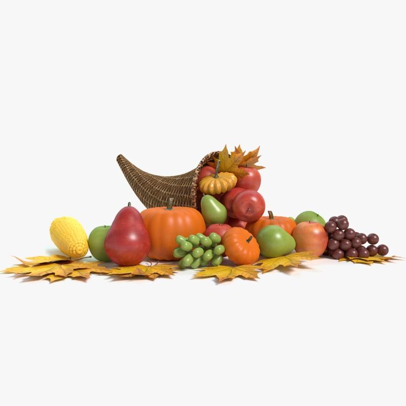 directx thanksgiving cornucopia