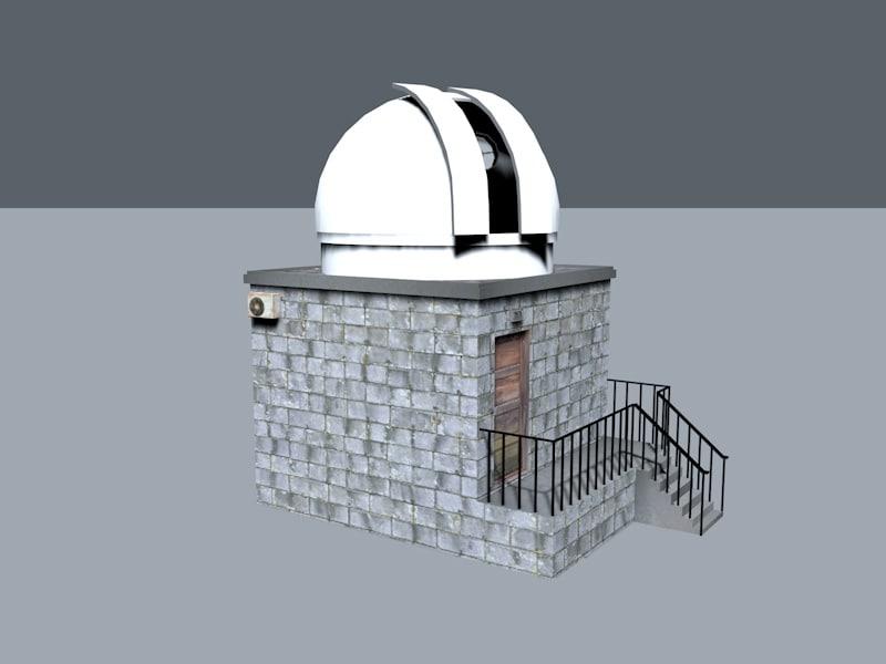 3d observatory