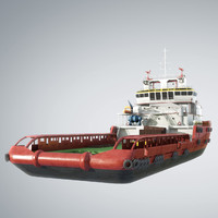 KVP Multi Purpose Offshore Vessel