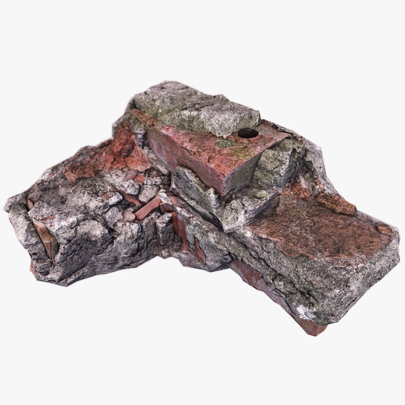 brickwork debris max