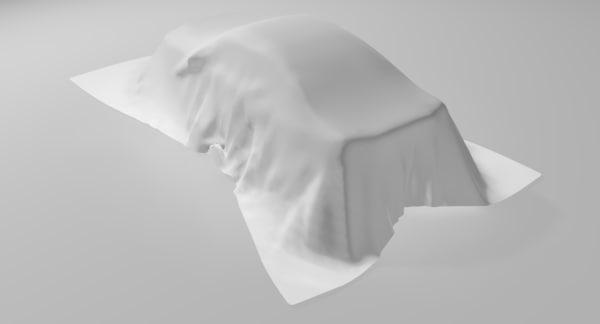 maya car cloth