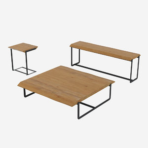 3ds max frigerio scott table