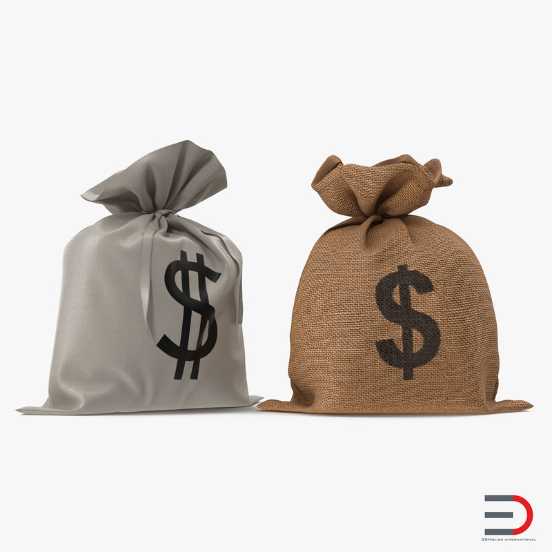 dollar money bags 3ds