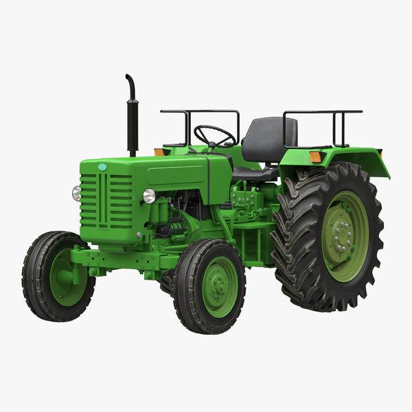 3ds generic tractor