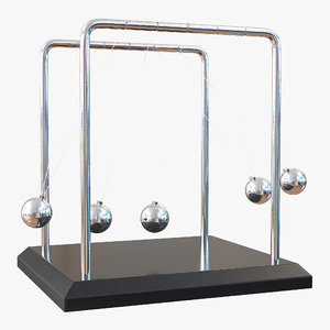 perpetual motion machine 2 3d max