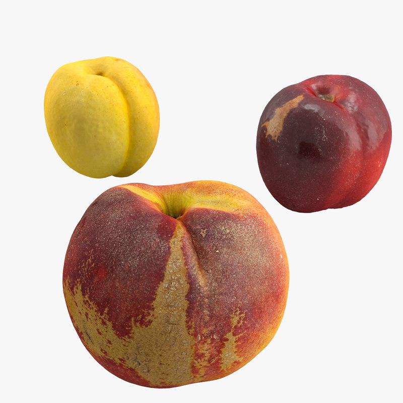 realistic fruits 3d max
