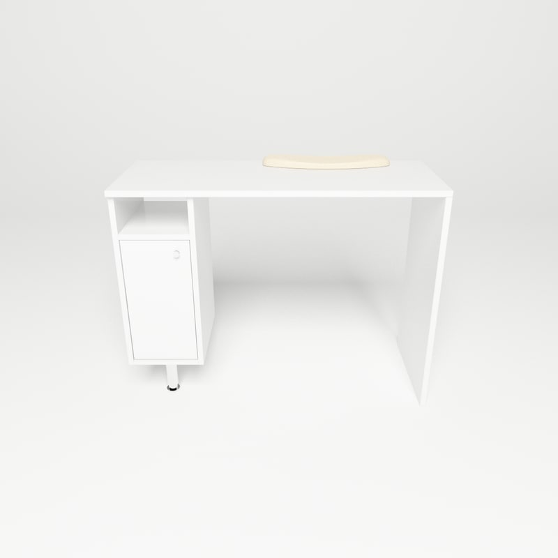 3d manicure table